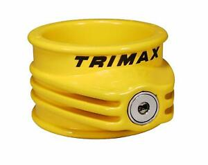 Trimax Tfw55 Ultra Tough 5th Wheel Trailer Lock 1pack