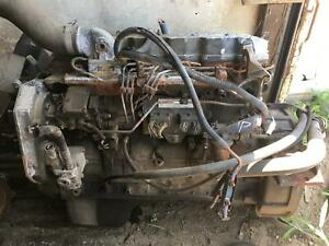 Cummins 24 Valve Isb Engine 6 Cylinder Diesel Comes With Turbo Injector Pump