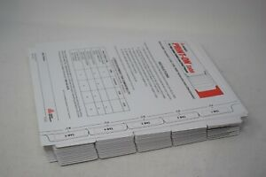 Avery 20405 Unpunched Copier 5 Tabs Dividers White Letters 60 Sets