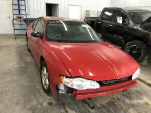 Console Front Floor Fits 00 05 Monte Carlo 544546