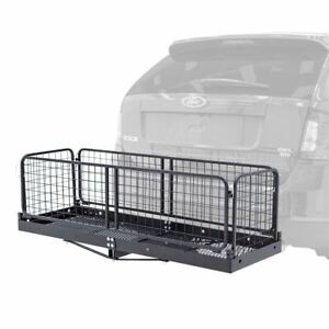Apex Cc 1223 Steel Cargo Carrier With Folding Sides