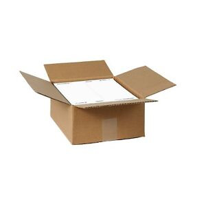 Avery Laser Printer White Shipping Labels 5 50 Width X 8 50 Length 1000