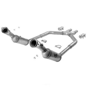 Catalytic Converter Fits 2011 2014 Ford Mustang Ap Exhaust W Federal Converter