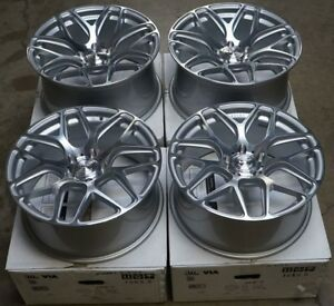 Ground Force Gf9 19x8 5 35 19x9 5 25 5x120 Wheels Rims 19 Set For Bmw E46 M3
