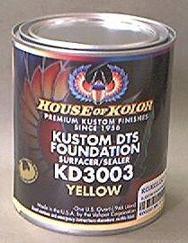 Quart Kd3003 Dts Foundation Primer Yellow House Of Kolor Shimrin 2