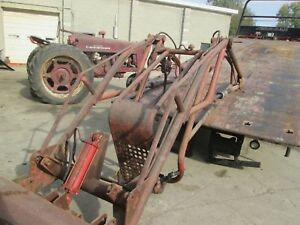 Dearborn Loader For Ford Ferguson Tractor