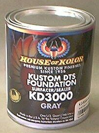 Quart Kd3000 Dts Foundation Primer Gray House Of Kolor Shimrin 2