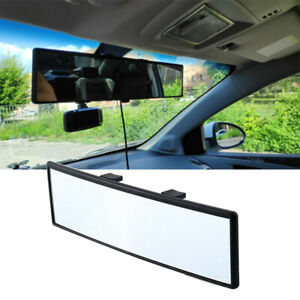 Curve Convex Auto Car Rear View Mirror Interior Clip Panoramic Looking Glass