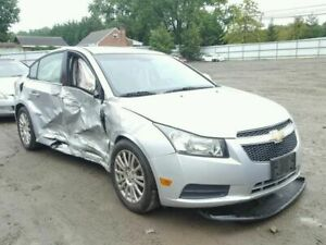 2011 Chevy Cruze Automatic Transmission