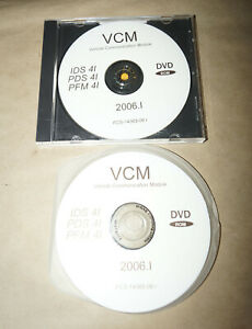 Rotunda Ford Vcm Ids4l Diagnostic Dvd Rom Software Update 14365 06 1