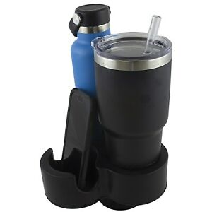 Universal Car Cup Holder Drink Organizer Expand One Into Three Auto Truck Boat