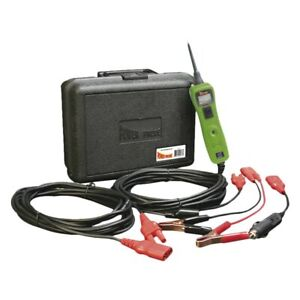 Power Probe Pp 3 12v To 24v Green Digital Voltmeter Kit