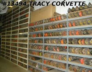 1961 Dated 61 62 Rare Chevy Corvette 3782461x Bare Cylinder Heads Pr Guaranteed