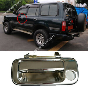 Outside Door Handle Front Left Driving Sidef Or Toyota Land Cruiser 80 1991 1997