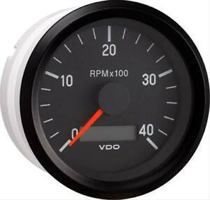 Vdo Cockpit International Series Tachometer 333963