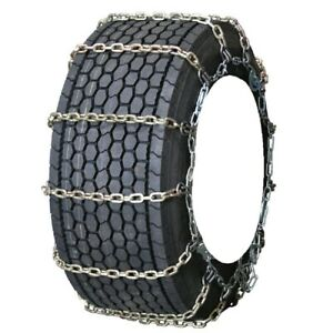 Quality Chain Wide Base Square Alloy Cam 285 70 16 Truck Tire Chains