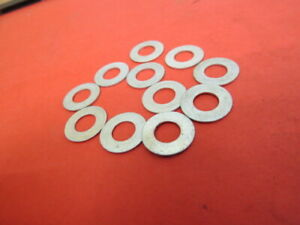 Correct 1937 1938 1939 Ford 60hp Special Intake Manifold Bolt Washers D 005 B