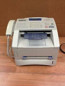 Brother Intellifax 4750e Businessclass Laser Fax Machine copy fax print Works