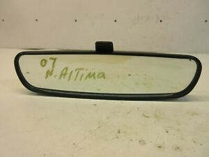 2007 07 Nissan Altima Without Auto Dimming Interior Rear View Mirror Oem