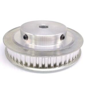 1pc Xl 50t Timing Belt Pulley Synchronous Wheel 10mm Bore For 10mm Width Belt