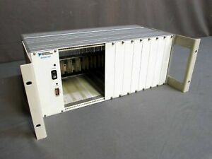 National Instruments Scxi 1001 12 slot Rackmount Chassis