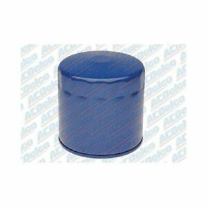 Acdelco Pf13 Oil Filter Canister 3 4 16 In Thread 3 688 In Height Each