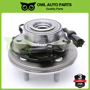 515078 Front Wheel Bearing Hub 06 10 Ford Explorer Mercury Mountaineer 4 0l 4 6l