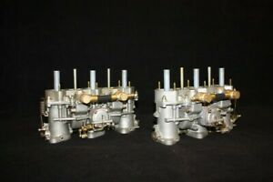 46 Mm Weber Carburetors Like New 906 914 6gt 911st 911r Professionally Resto