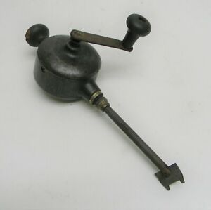 Vintage Sioux Albertson Hand Valve Lapping Tool Rare