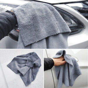 1x Super Absorbent Microfiber Towel Car Washing Clean Wash Cloth Soft Durable