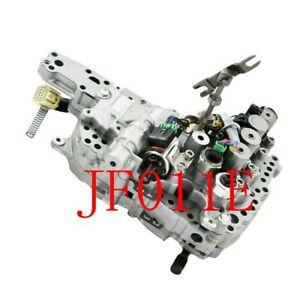 Rebuilt Jf011e Valve Body W Solenoids 2007up Jeep Patriot Jeep Comp