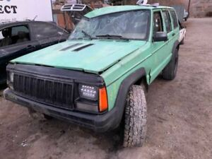 Front Drive Shaft 4 0l Manual Transmission Fits 87 01 Cherokee 587780