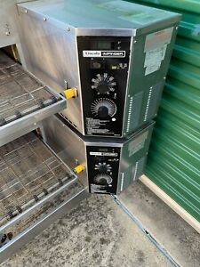Lincoln Impinger Double Stacked Pizza Oven
