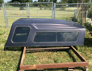 1991 Ford F150 Truck Bed Cap Shell 8 Bed Size Are