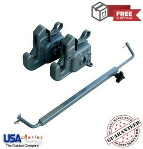 3 Point Quick Change Hitch W Bar Pro Pats Category 1 Premium Ships Free New