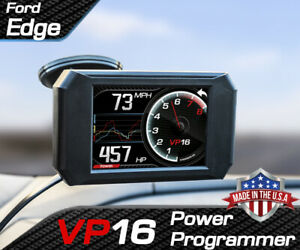 Volo Chip Vp16 Power Programmer Performance Race Tuner For Ford Edge