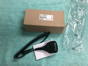 Brand New Motorola Pmmn4013a Two Way Radio Remote Speaker Microphone