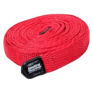 Speedstrap 34130 Superstrap 1 X 30 Red Weavable Recovery Strap