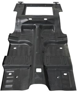 67 68 Mustang Coupe Fastback Complete Full Interior Floor Trunk Pan Assembly