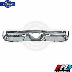 1970 1971 1972 Monte Carlo Triple Plated Chrome Rear Bumper New Amd Tooling