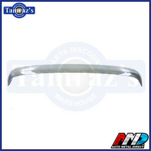 55 59 Chevy Gmc Pickup Truck Front Bumper 2nd Series Amd New