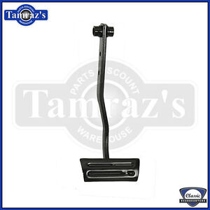 Fits 67 72 Chevelle W Automatic Trans Brake Pedal Shaft Assembly