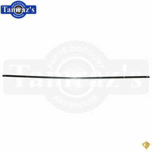 68 Charger Trunk Deck Lid Tail Panel Chrome Molding Moulding Trim Golden Star