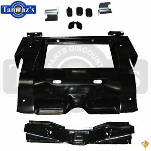 1965 66 Mustang Convertible Complete Trunk Floor Kit Legion Tooling