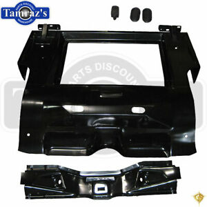 1965 66 Mustang Coupe Fastback Complete Trunk Floor Kit Legion Tooling