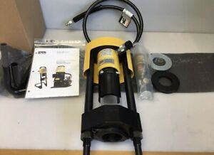 Parker Hannifin 82c 061l Portable Hydraulic Hose Crimp Machine