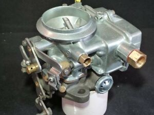 1958 1964 Ford And Edsel Carburetor Holley 1bbl 1904 Fits 223c i A t