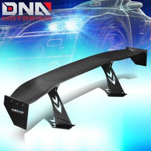 Nrg Innovations 69 Carbon Fiber Trunk Gt Style Spoiler Wing Universal Carb a692