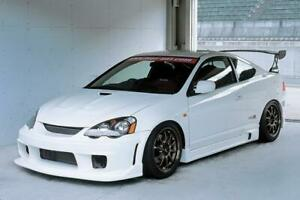 N spec Front Bumper For The Honda Integra Dc5 Type r Acura Rsx By Ings