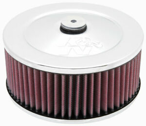 K n Round Air Filter Assembly Air Cleaner Assembly